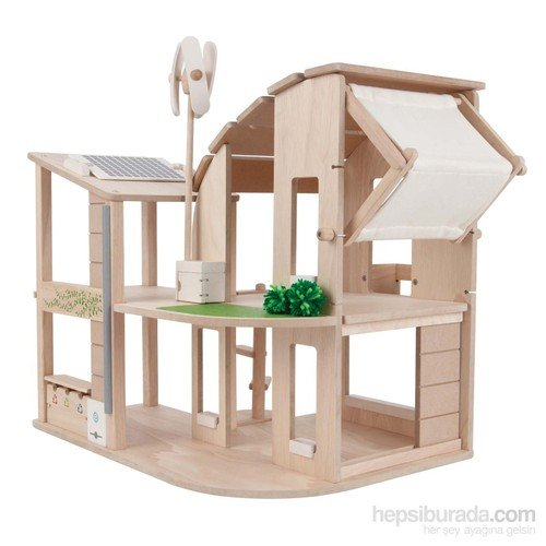Serra Baby Plantoys Green Nature Dollhouse Baby House (Green) by Serra Baby
