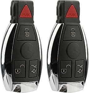 Amazon.com: KeylessOption Keyless Entry Remote Control Car ...