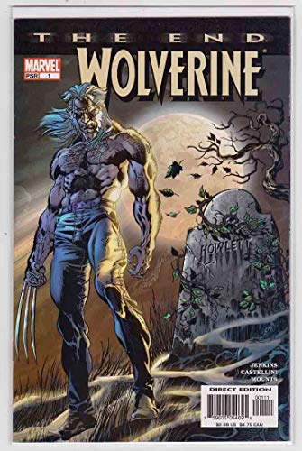 (Wolverine The End #1 (2004))