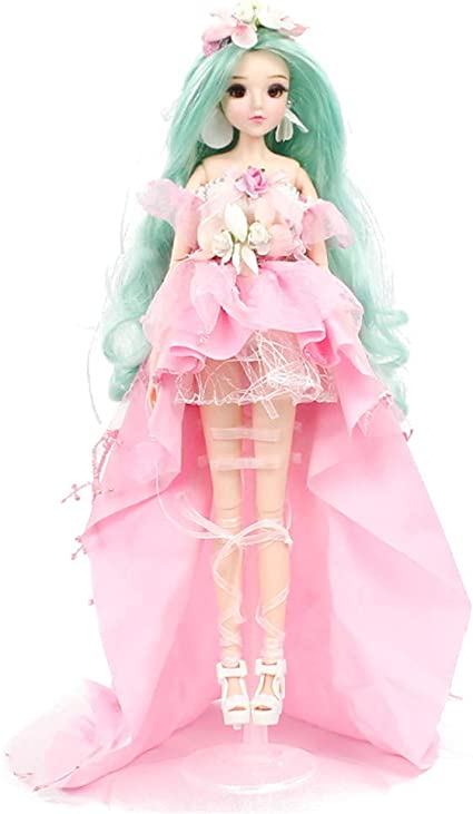Playsets Fortune Days Mystery Magic Girl BJD Doll 12 Inch Twelve Constellation