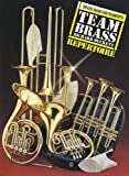 img - for Team Brass -- Brass Band Repertoire book / textbook / text book