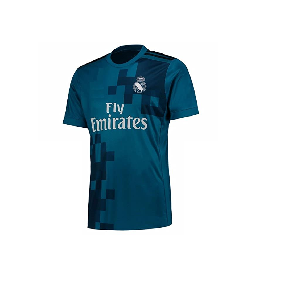 6f7645bfb2d Marex Away Jersey kit for Adults - Men & Boys - Latest Design T Shirt and  Shorts Jersey Set with all Logos in place. Replica of Original Team Jersey  of ...