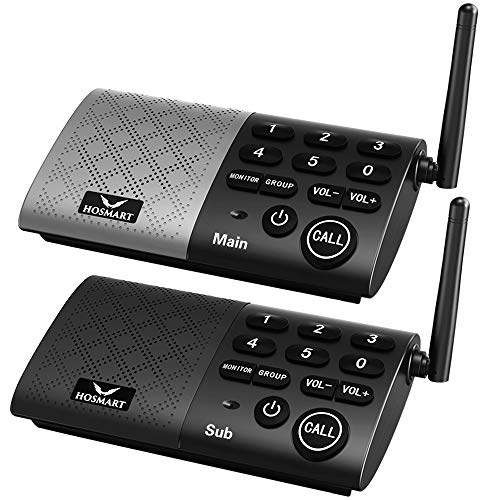 Hosmart Full Duplex Wireless