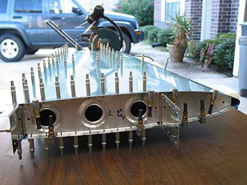 Motamec CLECO C 5//32 Panel Fastener Skin Pin Sheet Metal Rivet Clip x20