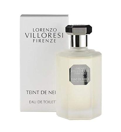 Agua de colonia Lorenzo Villoresi Teint de Neige EDT, vaporizador 100 ml, pack de 1 unidad