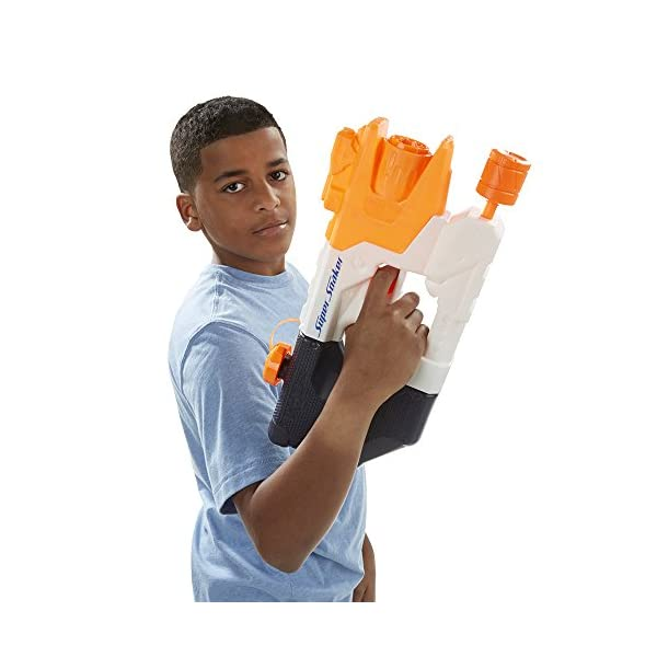Nerf - Super Soaker Pistola d'acqua H20 Tornado Scream 3 spesavip