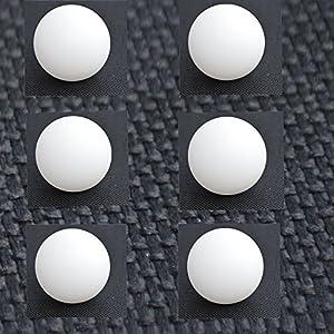 6er Pack Set Tischtennisbälle Tischtennisball Tischtennis Bälle Ball PingPong...