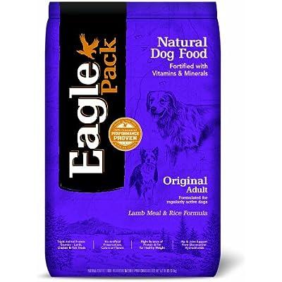Eagle Pack Natural Dog Food Original Lamb Meal & Rice