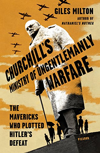 Amazon churchills ministry of ungentlemanly warfare the churchills ministry of ungentlemanly warfare the mavericks who plotted hitlers defeat by milton fandeluxe Image collections