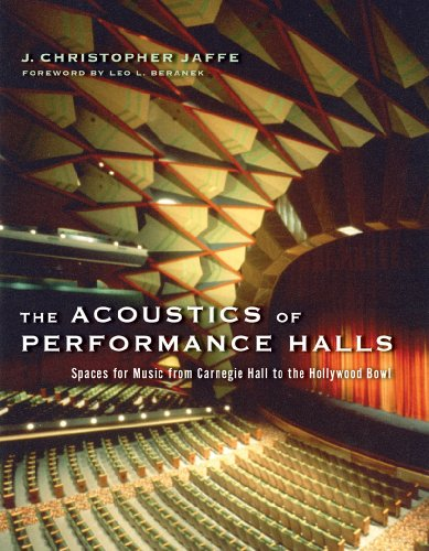 The Acoustics of Performance Halls: Spaces for Music from Carnegie Hall to the Hollywood Bowl (Best Concert Hall Acoustics)
