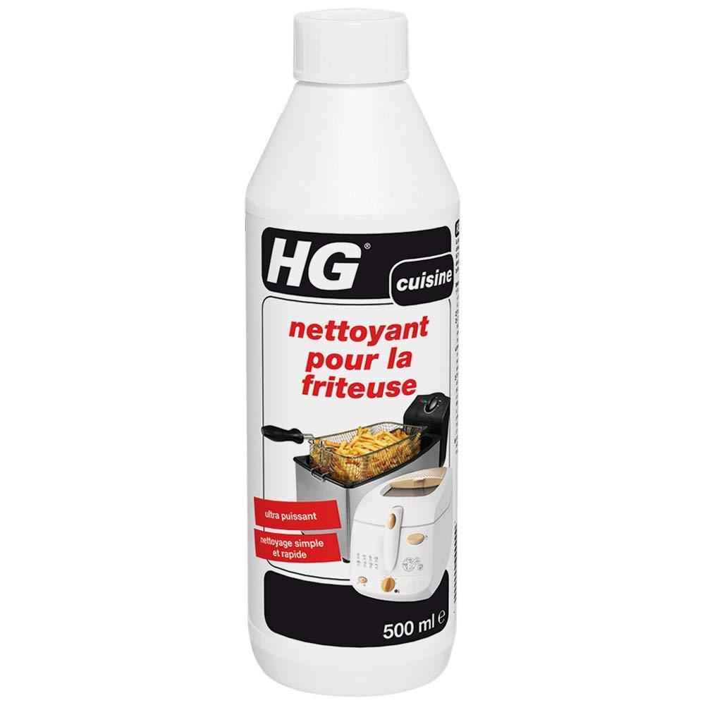 HG - Limpiador para la freidora 500 ml - juego de 2: Amazon.es ...