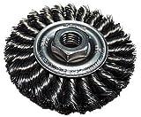 Makita 743203-4C 4-Inch Standard Twist Wire Wheel