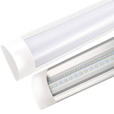 T10 Luz de día Lámpara LED Tubo para Oficina Garaje Supermercado Gimnasios Balcón Cocina Supermercados 120CM 40W 3000K 1pc XYD®