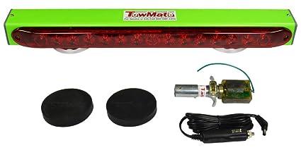 Wireless tow bar wire center amazon com 22 lime light wireless tow light bar with 4 pin round rh amazon com universal tow bar wireless tow truck light bar aloadofball Images