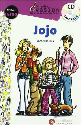 EVASION NIVEAU INTRO JOJO + CD Evasion Lectures FranÇais - 9788429408669: Amazon.es: Vv.Aa.: Libros en idiomas extranjeros