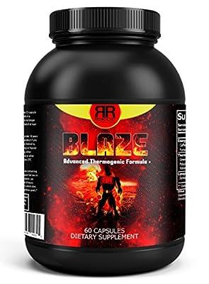 Blaze Advanced Thermogenic Formula