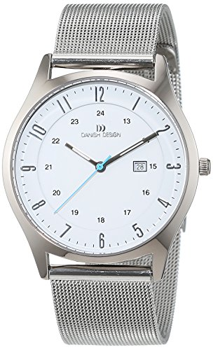 Danish Design Men's Quartz Watch 3316336 with Metal Strap ()