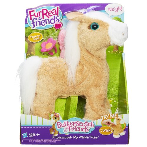 FurReal Friends Butterscotch, My Walkin' Pony Pet by FurReal (Image #1)