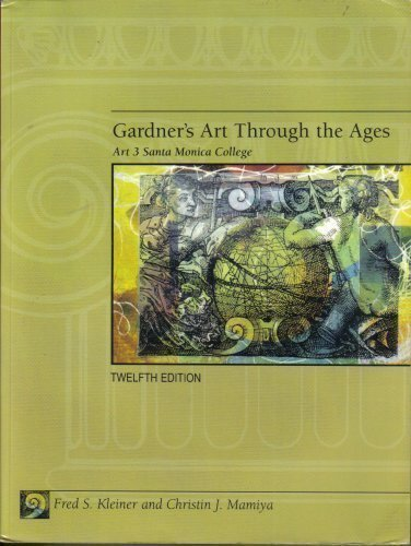 gardners art through the ages art 3 santa monica college