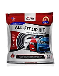 All-Fit Automotive TRDLIPKIT-PINK09 Universal Lip Kit Front B...