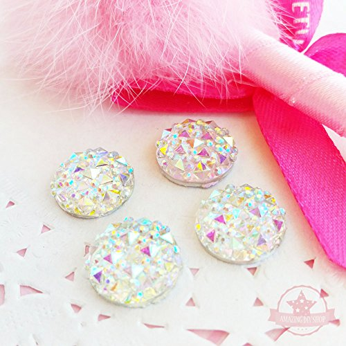 75-pcs-12mm-round-crystal-ab-glittery-acrylic-special-effect-rhinestones-ship-with-free-gift-from-gr