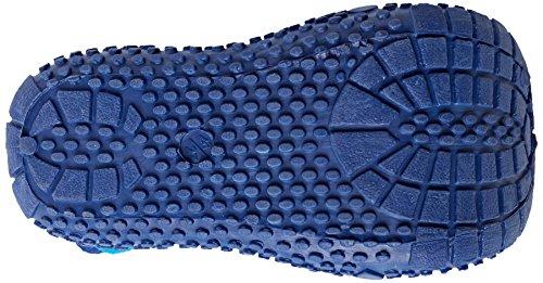Playshoes Aqua-Socke Badeschuhe Die Maus Jungen Aqua Schuhe Blau (original 900)