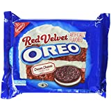 Oreo Red Velvet Sandwich Cookie, 12.2 Ounce (Pack of 2) by Oreo