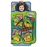 Teenage-Mutant-Ninja-Turtles-Toddler-Nap-Mat-Includes-Pillow-and-Fleece-Blanket-Great-for-Boys-and-Girls-Napping-at-Daycare-Preschool-Or-Kindergarten-Fits-Sleeping-Toddlers-and-Young-Children