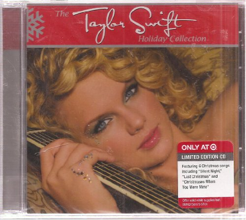 taylor swift the taylor swift holiday collection cd limited edition cd amazoncom music - Last Christmas By Taylor Swift
