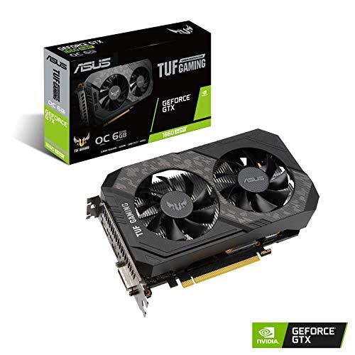 ASUS GeForce TUF-GTX1660S-O6G-GAMING 6GB