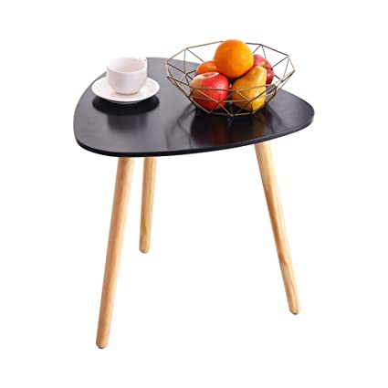 amazon com baoyouni triangle coffee table kitchen dining table