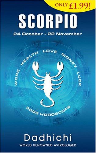 (Scorpio 2009 (Horoscopes 2009))