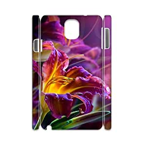 Samsung galaxy note 3 N9000 Beautiful Flowers 3D Art Print Design Phone Back Case Custom Hard Shell Protection DF064169