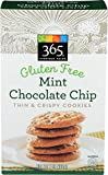 365 Everyday Value, Gluten Free Mint Chocolate Chip Thin & Crispy...