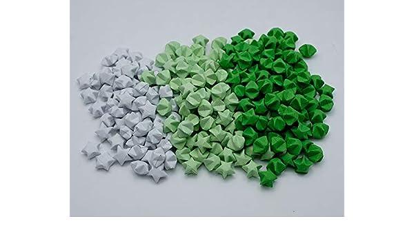 1000 Handmade Magazine Origami Lucky Stars Time Capsule