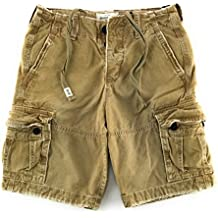 Abercrombie & Fitch Mens Cargo Shorts