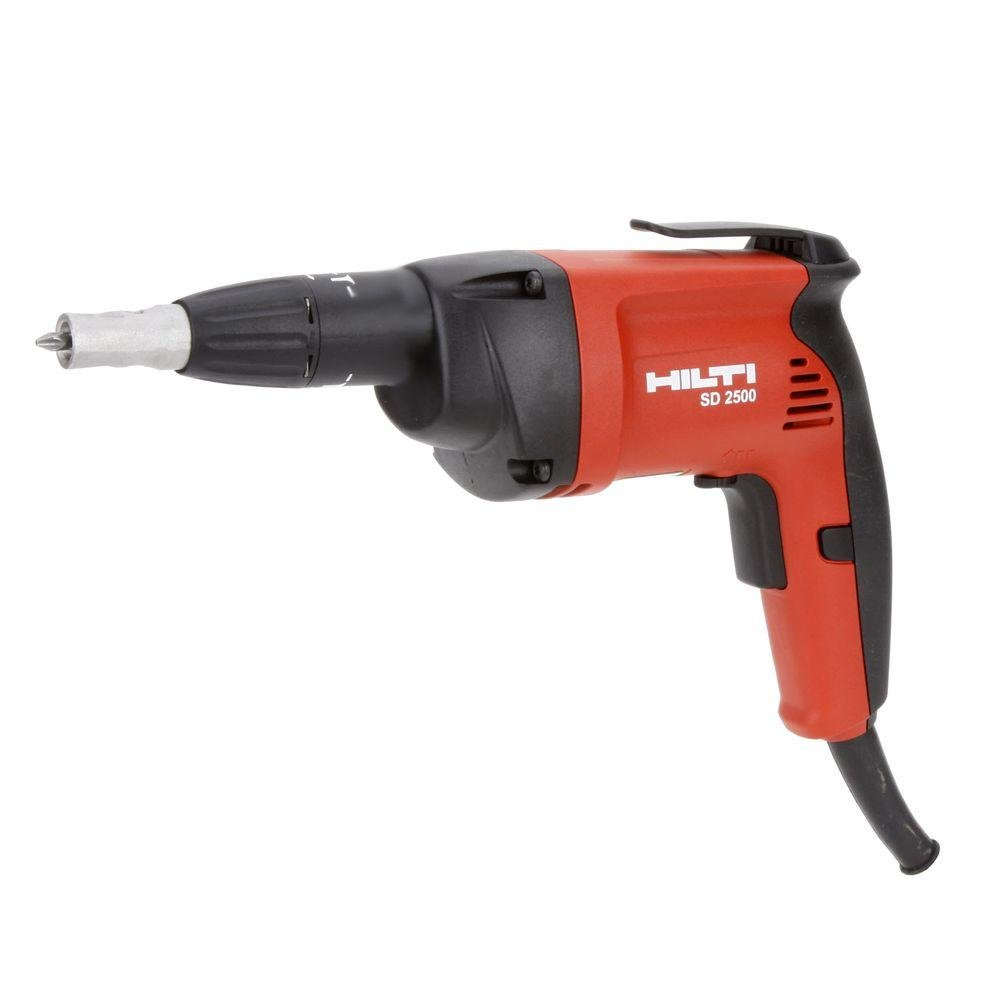 Hilti 00285703 SD 2500 Heavy Duty Drywall Screwdriver with 15-Feet Cord by HILTI: Amazon.es: Bricolaje y herramientas