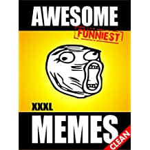 Memes: Awesome Clean Memes: XXXL Dank Memes and Jokes 2018 to Laugh Your Socks Off