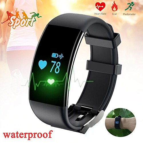 Original Bluetooth Smartwatch D21 Watch Phones Bracelet Band Heart Rate Monitors Smartband Activity Tracker Fitness for iOS Android
