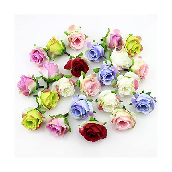 Flower-Head-in-Bulk-Wholesale-for-Crafts-Artificial-Silk-Rose-Fake-Scrapbooking-Flowers-Ball-DIY-Party-Festival-Home-Decor-Wedding-Decoration-30pieces-3-4cm