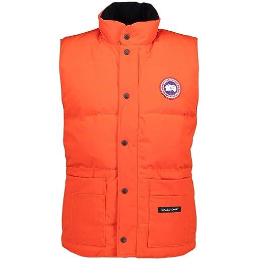 amazon com canada goose men s freestyle crew vest small monarch rh amazon com