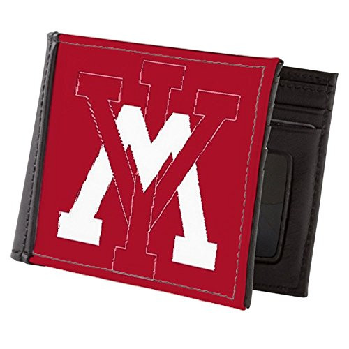 - CafePress - Virginia Military Institute Initials - Mens Wallet, Bi-fold Wallet, Billfold Money Holder