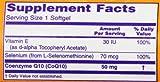 NOW CoQ10 50 mg200 Softgels Discount