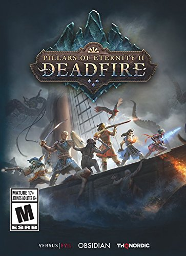 (Pillars of Eternity II: Deadfire - Standard Edition - PC Standard Edition)