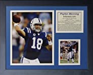 Legends Never Die Peyton Manning Indianapolis Colts Home Framed Photo Collage, 11 x 14-Inch