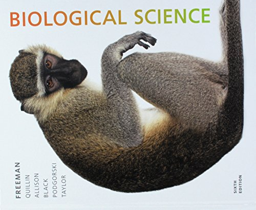 Where to find biological science freeman 6th edition 9780134577821?