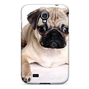 For Galaxy S4 Tpu Phone Cases Covers(chinese Pug)