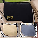 Dora Bridal Car Door Protector Cover, Protect Vehicle Interior & Doors from Pet Claws, Pet Hair and Dirt, For Back Seat Doors,Anti Scratch, Easy To Install