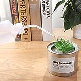 Water Sprinkler, LtrottedJ Non-Spray Squeeze Bottle Dispenser Liquid Kitchen Tools Transparent Container (L)