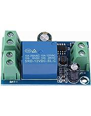 DC 12v 24v 36v 48v 10A Voeding Batterijcontroller Automatische noodschakelaarmodule Automatische noodstroomschakelaar voor controle Voeding van broedmachine, laptop